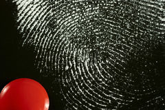 fingerprint images stock