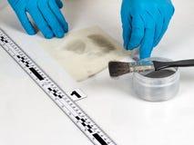 Fingerprint Royalty Free Stock Photos