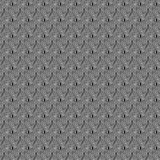 Fingerprint maze seamless. Seamless texture maze of curved lines forming a fingerprint pattern. Designed for use as bump map for 3d modeling Royalty Free Stock Photo