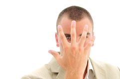 Fingers Stock Image