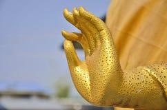 Fingers of Bhudda image Stock Image
