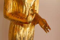 Fingers Buddha Stock Image