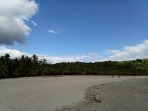 5fingers het strand van inhamlaki Stock Fotografie