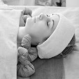 fingers relaxation salon spa γυναίκα Στοκ Φωτογραφίες