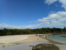 5fingers zatoczki lak plaża Obrazy Royalty Free