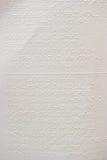Fingrar och braille. det blinda folket läste en boka i braille. Royaltyfri Bild