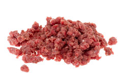 finhackad meat Royaltyfria Foton