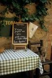 finicky εστιατόριο προστατών Στοκ φωτογραφίες με δικαίωμα ελεύθερης χρήσης
