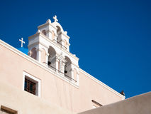 Finikia Santorini Greece Royalty Free Stock Photography