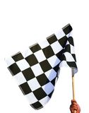 Finish flag Royalty Free Stock Image