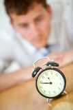 Finish hour Royalty Free Stock Photo