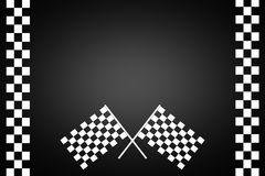 Finish line of racing road. Finish line of racing road background Royalty Free Stock Images
