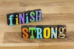 Finish strong healthy first workout exercise health fitness lifestyle