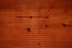 Finished Wood Texture Stock Photography