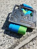 Finisher medal Royalty Free Stock Image