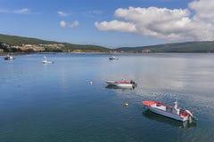 Finisterre coast. Royalty Free Stock Photo