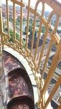 Finition des escaliers au ciel Photos libres de droits