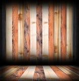 Finitura a strisce dei bordi di legno Fotografia Stock Libera da Diritti