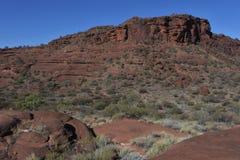 Finke-Schlucht-Nationalpark-Nordterritorium von Australien stockbilder