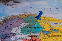 finland översikt arkivbilder