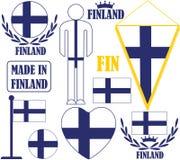 finland Arkivfoton