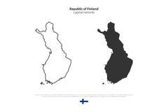 finland Royaltyfri Fotografi