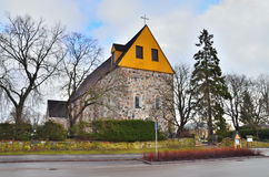 Finland. Church of Sts. Lawrence Stock Image