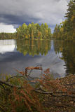 Finland: Colorful Autumn Royalty Free Stock Photos