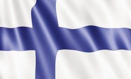 Finland Flag Stock Image