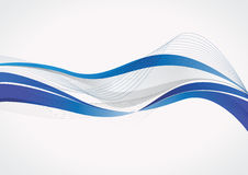 Finland flag background. A blue Finland flag background Stock Images