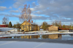 Finland, Forssa Stock Images