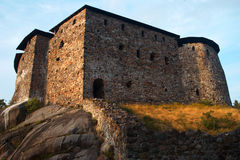 Finland fortress Stock Photography