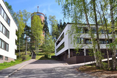 Finland, Heinola Royalty-vrije Stock Foto