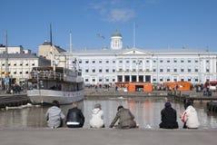 finland helsinki Royaltyfri Bild