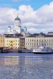 finland helsinki Royaltyfria Bilder