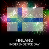 Finland Independence Day. Stock Image