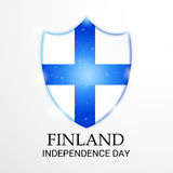 Finland Independence Day. Royalty Free Stock Photo