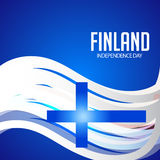 Finland Independence Day. Royalty Free Stock Images