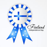 Finland Independence Day. Stock Photo