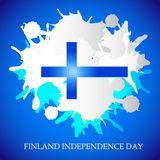 Finland Independence Day. Royalty Free Stock Photography