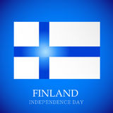 Finland Independence Day. Stock Photos