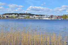 Finland, Jyvaskyla Royalty-vrije Stock Fotografie