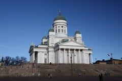 finland katedralny helsnki fotografia stock