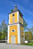finland Kerk in Heinola stock fotografie