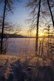 Finland landscape Royalty Free Stock Photo