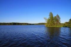 Finland landscape Stock Photo