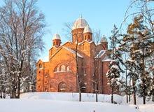 Free Finland. Lappeenranta Parish Church Royalty Free Stock Images - 50892329