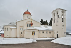 Finland, New Valaam Transfiguration Cathedral Royalty Free Stock Image