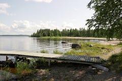 finland O parque da recreação Imagem de Stock Royalty Free