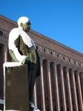 finland parlament Royaltyfria Bilder